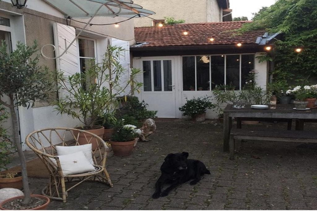 jardin verriere